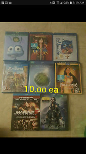 Movies for sale cheap some Disney