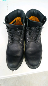 Timberland Boots - Black
