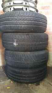 All season tires 175/65 r14 Kitchener / Waterloo Kitchener Area image 4