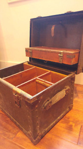 1942 military Everware Trunk