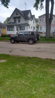 New Jeep going to London Ontario with trailer