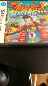 DIDDY KONG RACING DS 3DS 2 DS NINTENDO