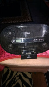 RCA ipod dock/radio