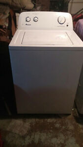 Washer and Dryer $200 each