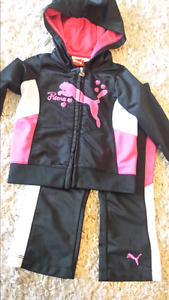 Puma track outfit 18 months
