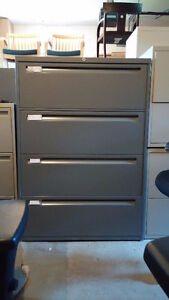 Used Global 4 drawer lateral