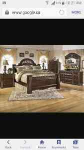 Complete King bedroom suite for sale