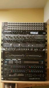 Studio racks