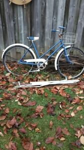 Retro Woman's Cruising Bike  $100