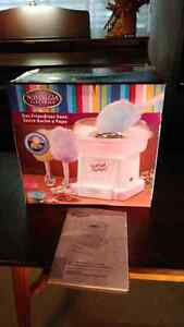 Cotton candy and suggar free candy maker 30$