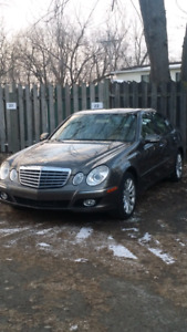 Luxe and safe mercedes e280 2007