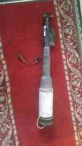 Rear air suspension mercedes s500 2000 to 2006
