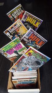marvel comics lot