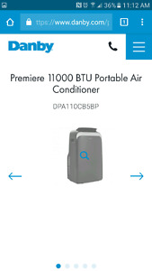 11000 but 3 in 1 portable a/c