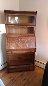 Sale!! Barrister Bookcase Desk combo by Macey