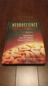 Neuroscience: Exploring the Brain Hardcover