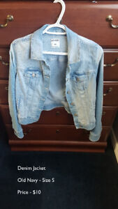 SWEATERS, BLAZERS, DRESSES for sale - need gone