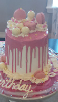 Delicious Custom Cakes and Cookies!