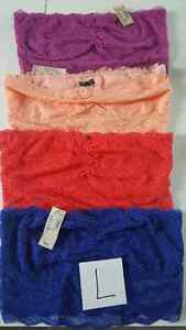 LOT DE 6 VETEMENTS NEUF GRANDEUR LARGE $ 10.00
