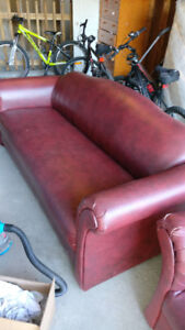 1 seater and 3 seater couch available