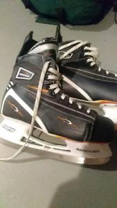 Powertek Ice Skates Size 11