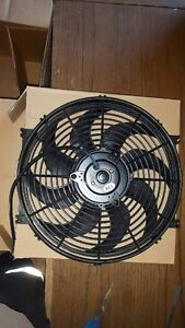 Hydraulic Oil Cooler Fan/Motor Assembly Kitchener / Waterloo Kitchener Area image 1