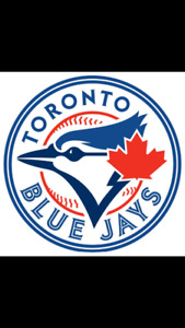 Blue Jays/ Brewers tickets
