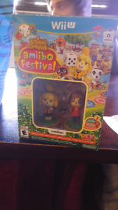 Animal crossing festival wii u
