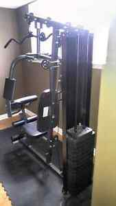 Marcy exercise machine