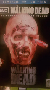 WALKING DEAD  LIMITED EDITION BLURAY