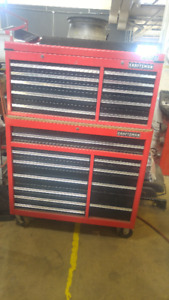 "CRAFTSMAN TOOL BOX 42"" WIDE"