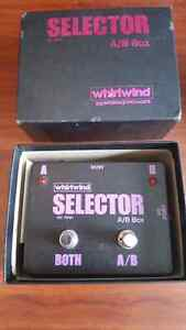 Whirlwind ABY Pedal