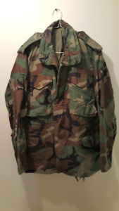 M-65 Army Military Jackets & Vest