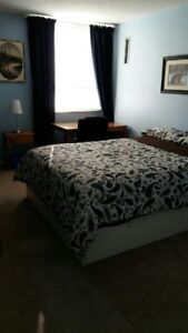 Immediately Available - Furnished Bedroom for rent