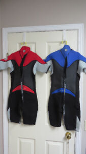 Seadoo-BRP youth wet suits - $50