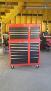 29 drawers tool box with tools.