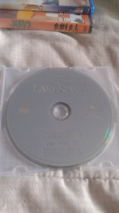 The last song dvd movie
