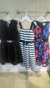Girls Dresses size 10-14. **look brand new**