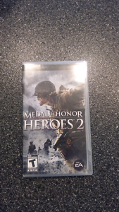 Medal of Honor Heros 2 PSP
