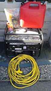 3000 watt power generator