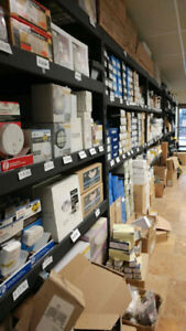 New Light Fixtures, Smoke detectors, Faucets ,Sinks and More