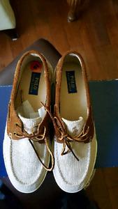 Polo shoes / size 10