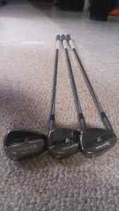 Taylormade wedge set left hand