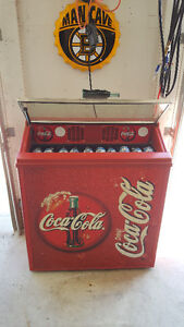 "Coca Cola ""Refrigerated Beverage Dispenser"