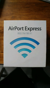 Apple airport express Wi-Fi routee