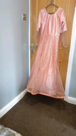 Asian wedding gowns x 3