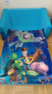 Chaise Toy story foam sofa bed