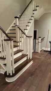 Hardwood and Laminate Pro Floor Installations Kitchener / Waterloo Kitchener Area image 4