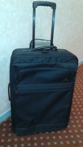 "BLACK ATLANTIC LUGGAGE 29 "" H  WITH A DIVIDER"