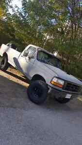 Reduced 4300!! Ford f250, 1 ton,4x4, 460 on propane